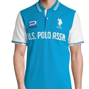 U.S. POLO SHORT SLEEVE JERSEY POLO SHIRT